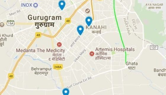 CT Scan Centers in Gurgaon