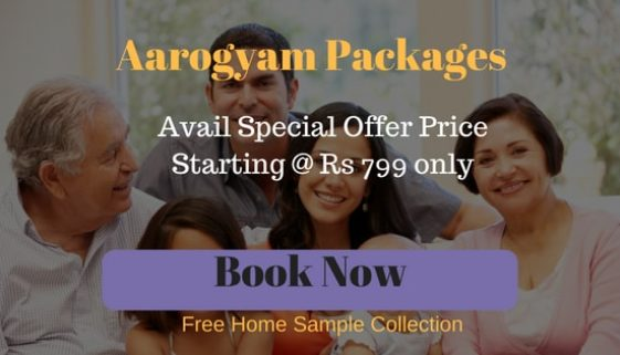 Thyrocare Aarogyam Package