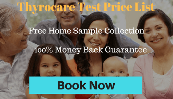 Thyrocare Test price List-Individual Tests