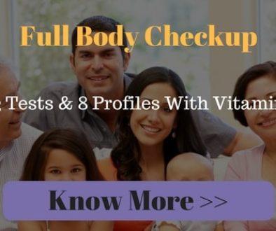 Full Body Checkup in Delhi