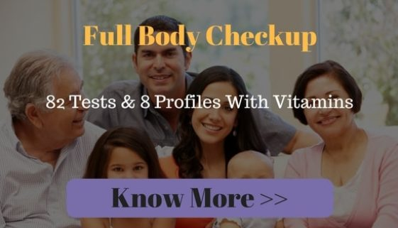 Full Body Checkup in Ahmedabad