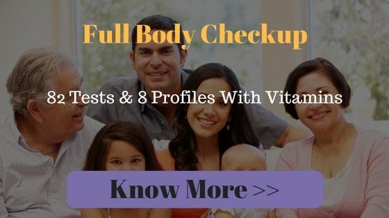 Full Body Checkup in Ahmedabad