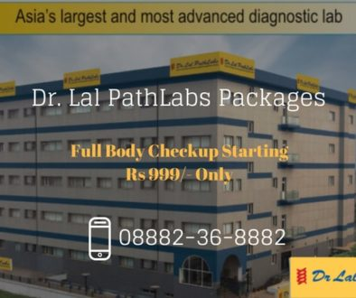 Dr lal pathlabs packages