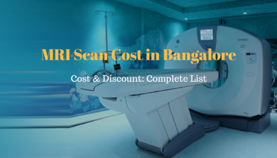 MRI scan cost in bangalore
