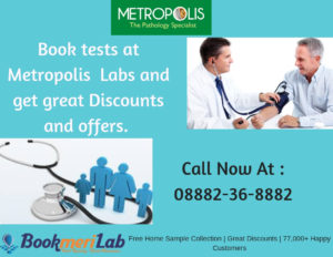Discounts and offers at Metropolis Labs through bookmerilab